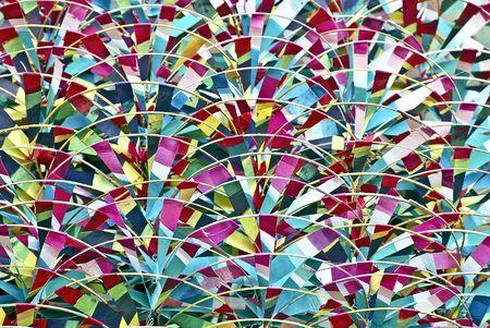 pinwheel texture