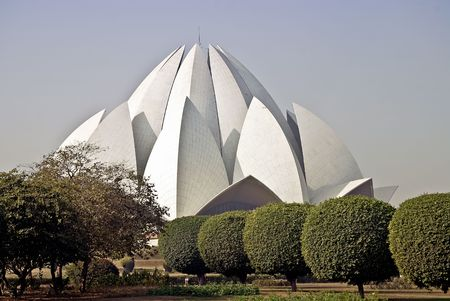 Lotus Temple Editorial