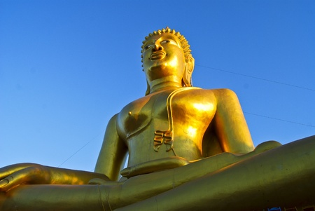 big buddha in pattaya city