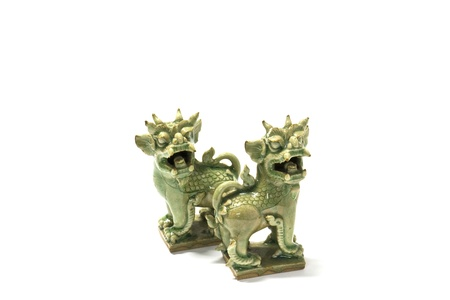 According to old Chinese Belief shishi is the protector where it placed