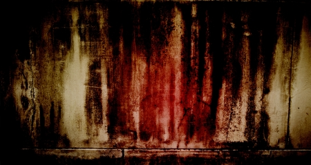 Grunge Backround Surface in Hot Tone Color