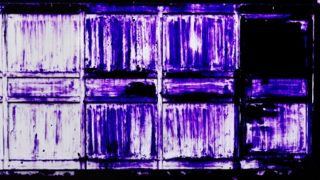 Stain Grunge Background, metallic look, duotone Stock Photo