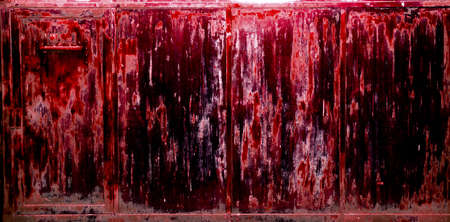 oxidation: Rusty Grunge Background, Metallic look Stock Photo