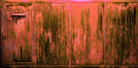Rusty Grunge Background, Metallic look Stock Photo