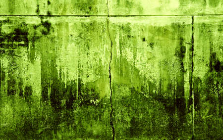 Grunge Background Crack Surface, Two Tone Color Stock Photo