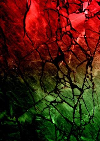 Crack Stone Background