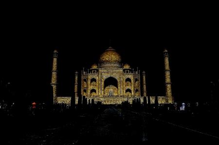 Taj mahal Stock Photo - 18853933