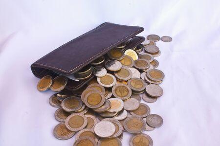 Stock Photo - Coins photo