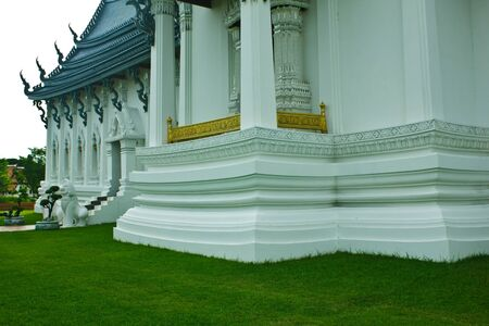 Stock Photo -A beautiful temple in thailand photo