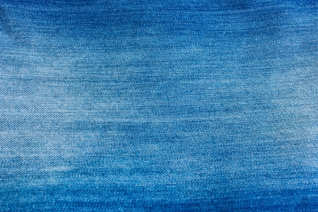 Stock Photo - blue jean cloth texture background
