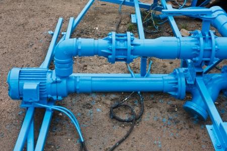 bomba de agua: la bomba de agua