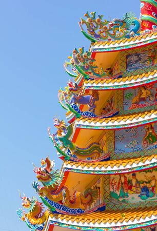 the gloriette: Stock Photo - Picture of a chinese traditional gloriette Stock Photo
