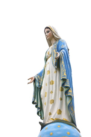 vierge marie: Banque d'images - belle Vierge Marie