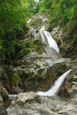 RAEN SENG Waterfall ,Thailand photo