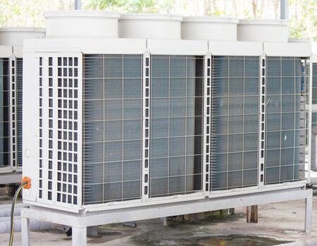 Air conditioner.