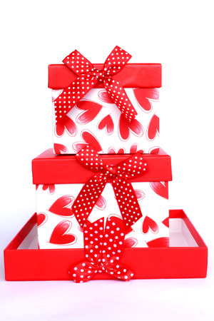 Mystery gift and surprises concept gift box - stcok photo photo