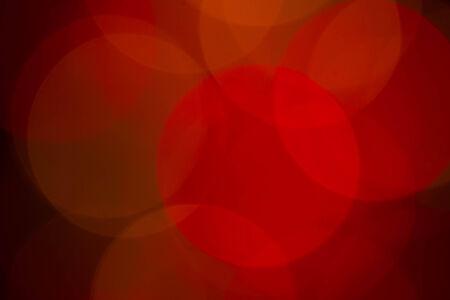 High resolution blurred dots on dark background - Stock Image
