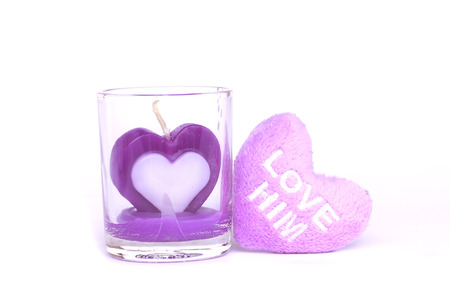 votive candle: Scented candles, very clorfull