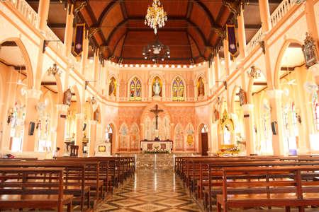 human fertility: The Roman Catholic Church, Chanthaburi Province, Thailand