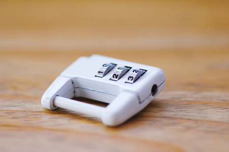 combination: combination lock, digital code. safety, protection, privacy, macro