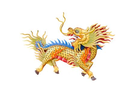 Colorful Chinese dragon-headed unicorn,horse, colorful horse, kilen, kylin, kirin, Chinese new year