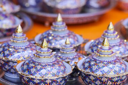 Thai Benjarong Ceramic