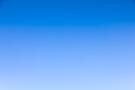 image of clear blue sky  on day time for background usage Stock Photo