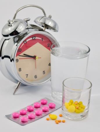 Time setup for health care