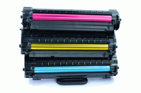 cartridges for laser printers  Standard-Bild