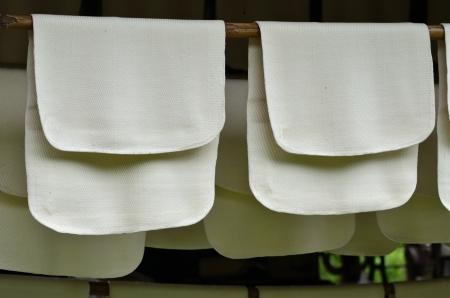 Para rubber sheets photo