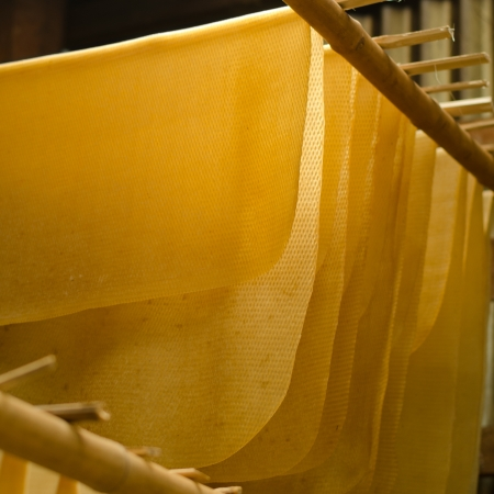 drying of para rubber  natural rubber  sheet 版權商用圖片