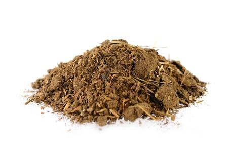 fertilizer: Close up Organic Fertilizer for plantation Stock Photo