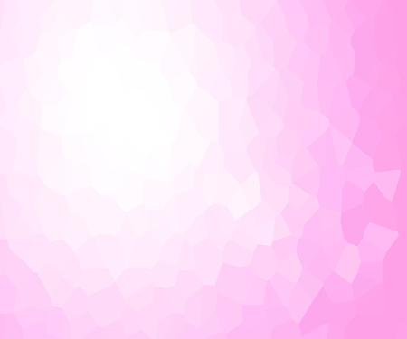 light pink: abstract background consisting of triangles and matt glass