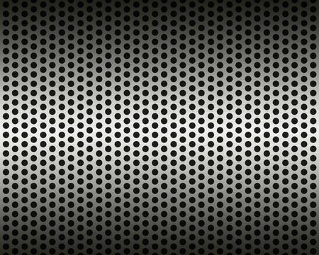 mesh: Stainless steel mesh background