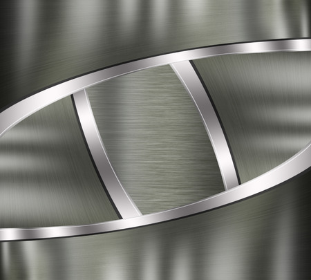 Metal stainless steel texture background Stok Fotoğraf - 100872468