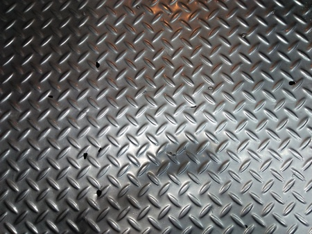 Stainless steel and aluminum light blur background