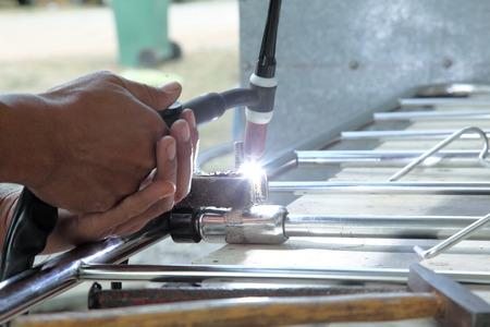 argon: welding with mig-mag method
