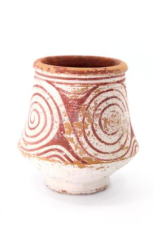 thani: Ancient pottery of Ban Chiang, Udon Thani Thailand