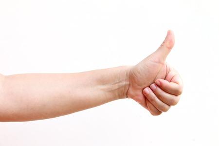 asl: Finger Spelling the Alphabetsign in American Sign Language (ASL).