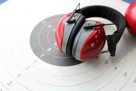 Protective tactical shooting headset