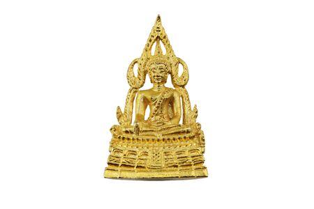 amulet: Small buddha image used as amulet Stock Photo