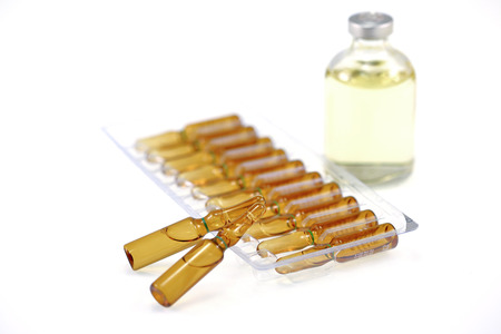 ampoules: Group of Ampoules  for Injection.for design