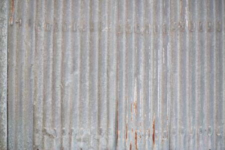 zinc: Zinc old metal wall background