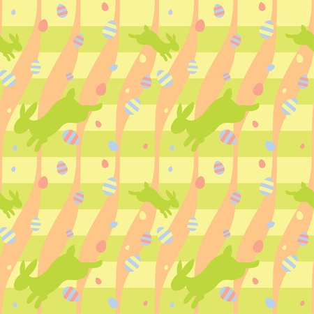 Easter seamless pattern Stock Vector - 16622219