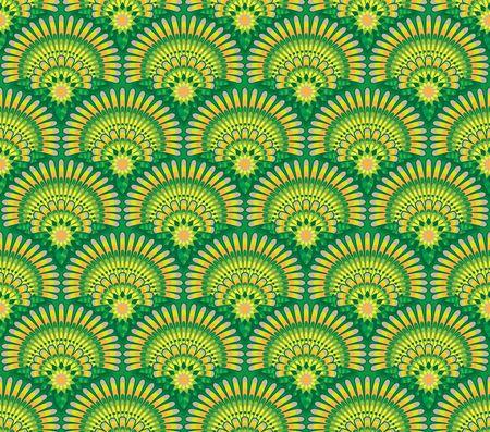 Wallpaper seamless background