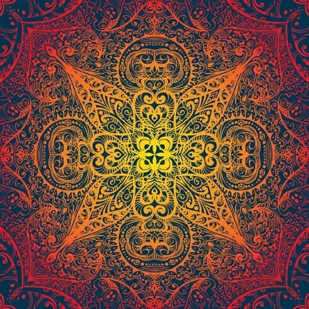 vector kerchief  Illustration