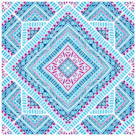Kerchief paisley pattern
