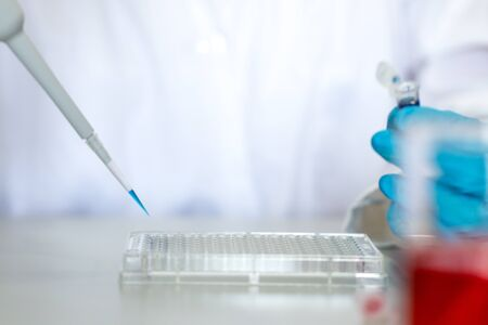 Biochemical analysis and Chemical analysis in Lab.