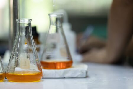 Analysis of Dissolved Oxygen(OD), BOD and Alkalinity in Laboratory.