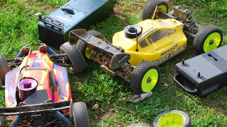 controlled: Radio Controlled Cars Editorial